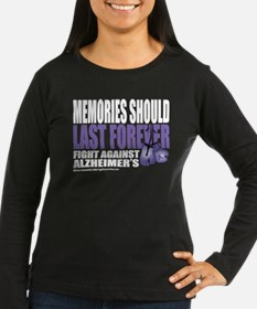 Memories Last Forever Long Sleeve T-Shirt