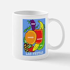 Las Frutas Mug