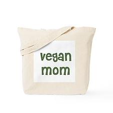 vegan mom Tote Bag