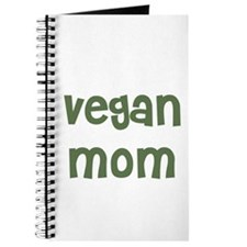 vegan mom Journal