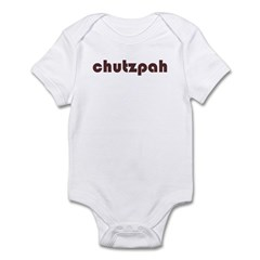 Chutzpah Infant Creeper