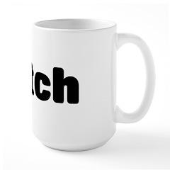 Kvetch Mug