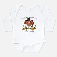 Mommy & Daddy's Lil Turkey Body Suit