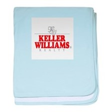 Keller Williams baby blanket