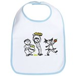 Apples & Honey Kids Jewish New Year Bib