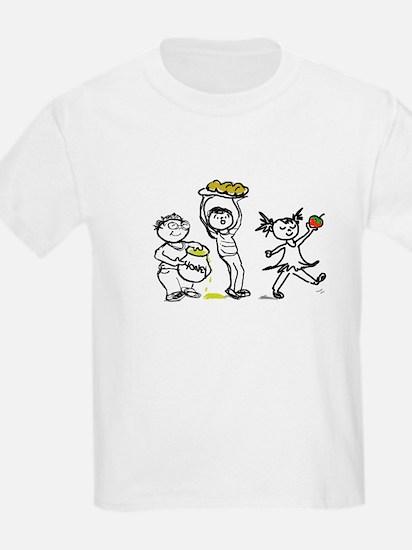Apples & Honey Kids Jewish New Year T-Shirt