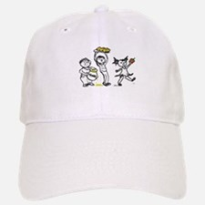 Apples & Honey Kids Jewish New Year Baseball Baseball Cap