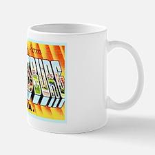 Parkersburg West Virginia Mug