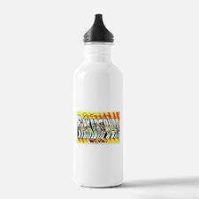 Parkersburg West Virginia Water Bottle