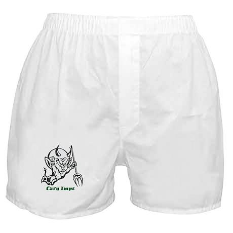 Cary Imps B/W Boxer Shorts