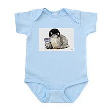 Ghetto Kitty Infant Bodysuit