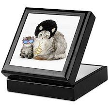 Ghetto Kitty Keepsake Box