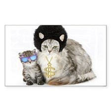 Ghetto Kitty Decal