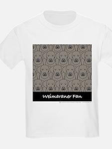 Weimaraner Fan Kids T-Shirt
