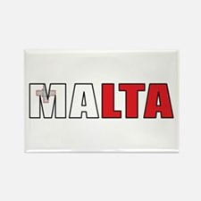 Malta Rectangle Magnet