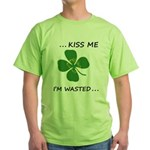 Kiss me Green T-Shirt