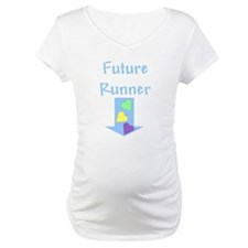 future runner blue Shirt