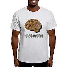 Cool Art Custom Designs Ash Grey T-Shirt