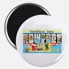 "Newport News Virginia 2.25"" Magnet (10 pack)"