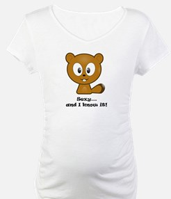 Sexy And I Know It Chipmunk Shirt