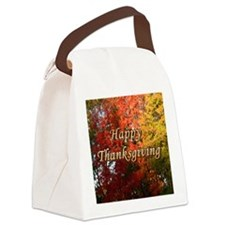 Happy Thanksgiving - Canvas Lunch Bag