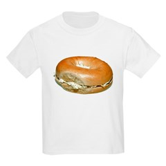 Bagel and Cream Cheese T-Shirt