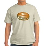 Bagel and Cream Cheese Light T-Shirt