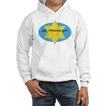 Bat Mitzvah Girl Hooded Sweatshirt