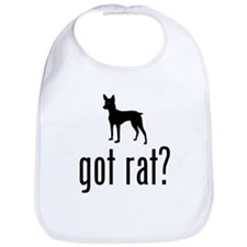 Rat Terrier Bib