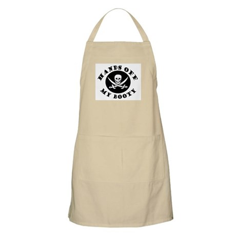 Hands Off My Booty BBQ Apron