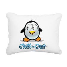 Chill-Out Rectangular Canvas Pillow