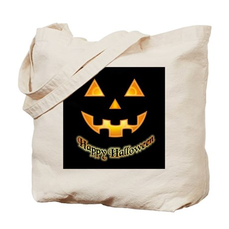 Pumpkin face - Tote Bag