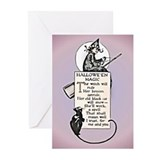 Witch Greeting Cards (10 Pack)