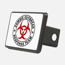 Zombie Outbreak Response Team Hitch Cover