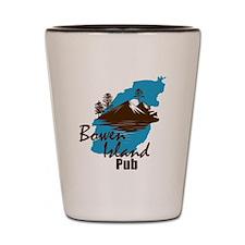 Bowen Island Pub Shot Glass