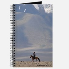 Mongolia Horseman Journal