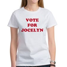 VOTE FOR JOCELYN Tee