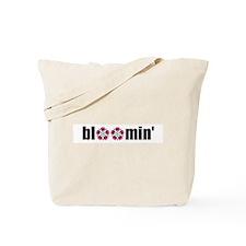 Bloomin' Baby Girl Tote Bag