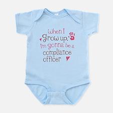 Future Compliance Officer Infant Bodysuit