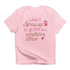 Future Compliance Officer Infant T-Shirt