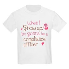 Future Compliance Officer T-Shirt