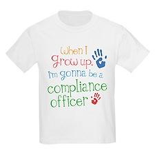 Future Compliance Officer T-Shirt