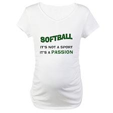 Softball It's a Passion Shirt