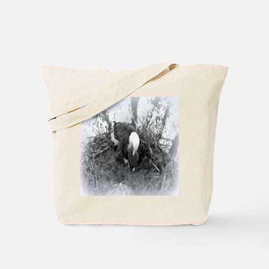 An E's love never dies Tote Bag