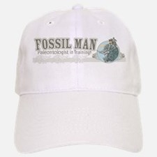 Fossil Man Baseball Baseball Cap