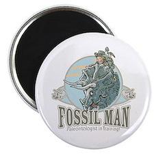Fossil Man Magnet