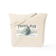 Fossil Man Tote Bag