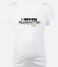 I Survived Frankenstorm Shirt