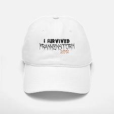 I Survived Frankenstorm Baseball Baseball Cap