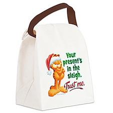 Trust Me Canvas Lunch Bag